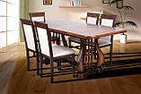 Стол обеденный раскладной Арфа Микс мебель, фото 2