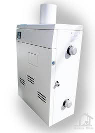 Газовый котел ТермоБар одноконтурный дымоходный КС-Г-24ДS, фото 2