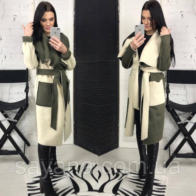 женская дубленка пальто опт