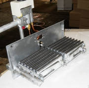 Газовый котел ТермоБар одноконтурный бездымоходный КС-ГС-10S, фото 2