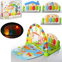 Развивающий коврик для младенца 698-51-52-53A