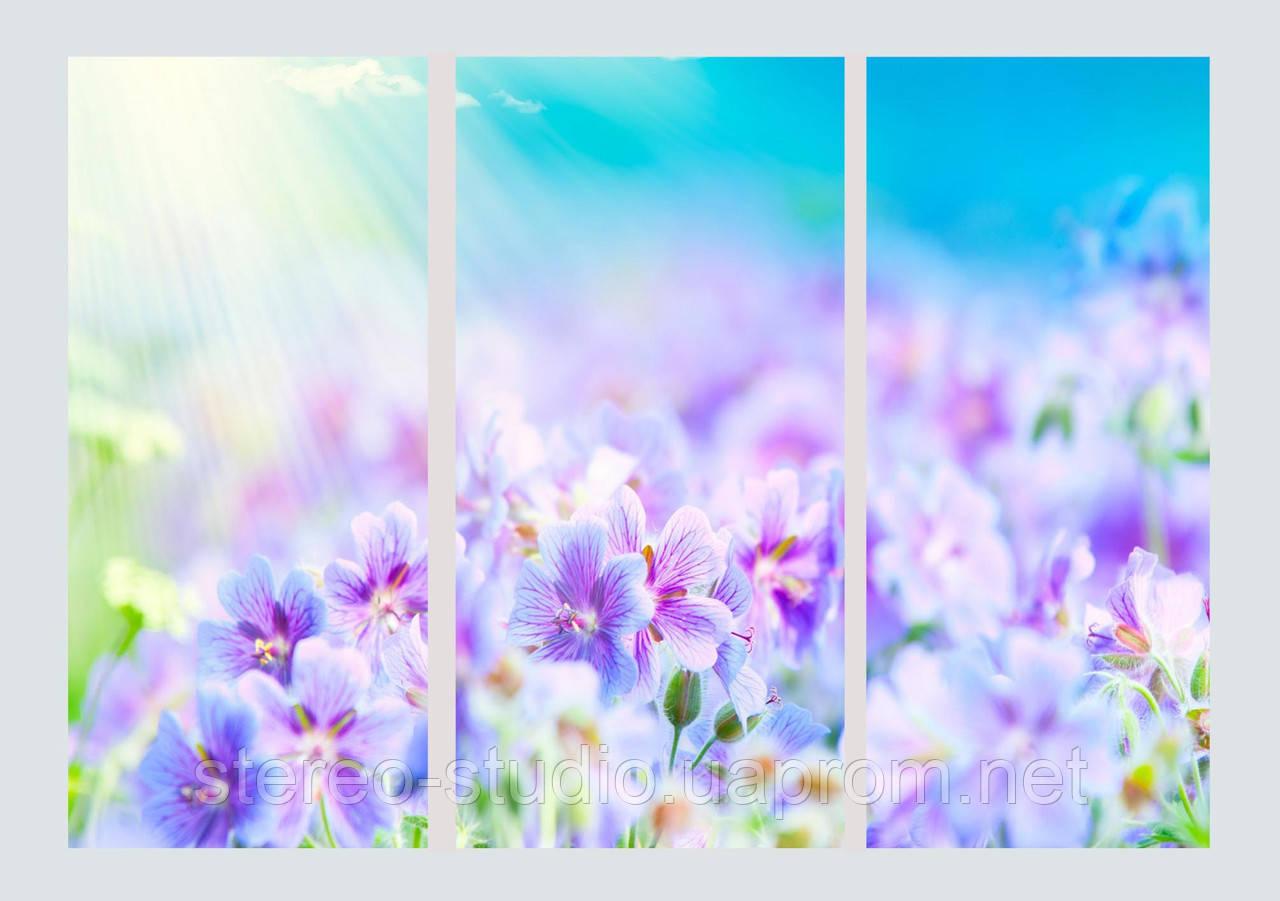 "Модульная картина - ""Весна"""