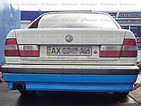 Накладка на задний бампер БМВ 5 Е34