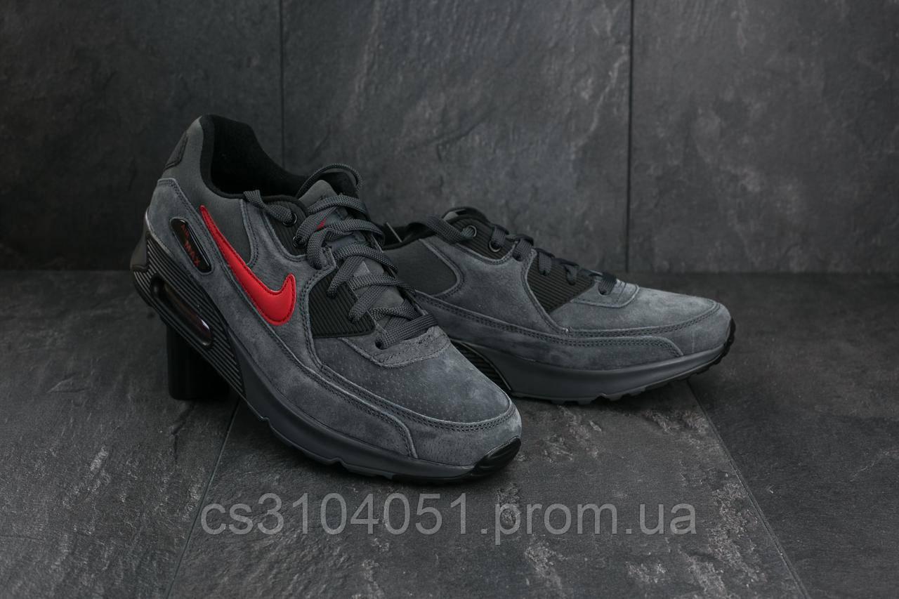 9920eedc2 Кроссовки Nike G 5056-4 искусственный замш 45 серый (hz4x6h), цена 1 ...