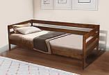 Кровать односпальная 800*1900 SKY-3 (дерево ольха), фото 3
