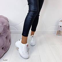 Кроссовки кожаные, фото 2