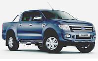 Фаркоп на Ford Ranger (бампер дуга) 2012-