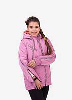"""Осенняя куртка для девочки """"Герда"""", демисезонная курточка детская НОВИНКА 2019"""