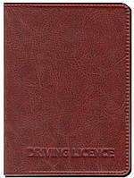 Обкладинка права (водійські документи) з шкірозамінника, фото 1