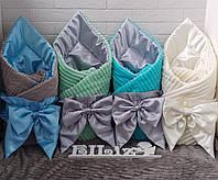"""Детские одеяла-конвертики """"Шиншилла"""""""