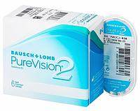 Контактные линзы PureVision2 (6 шт.)