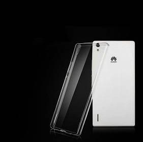 Силиконовый чехол для Huawei Ascend G610