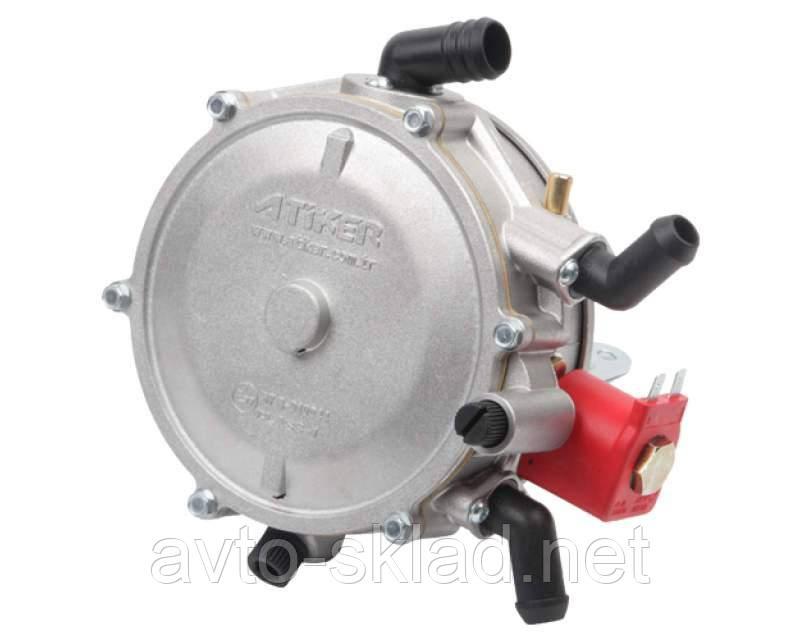 Редуктор газовый ЕВРО-2 Atiker VR01 электронный до 122 л.с ГБО