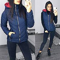 fc3489a5265 Стильная женская куртка трансформер! Куртка превращается в жилет.  Размер 42