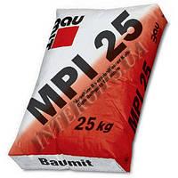 МПИ 25 (25 кг) Известково-цементная машинная штукатурка BAUMIT
