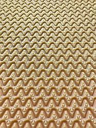 Подметочный каучук Vector 570mmx380mmx2.5mm цвет бежевая