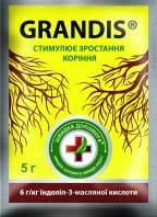 Грандис - стимулятор корнеобразования, Восор - 5 гр