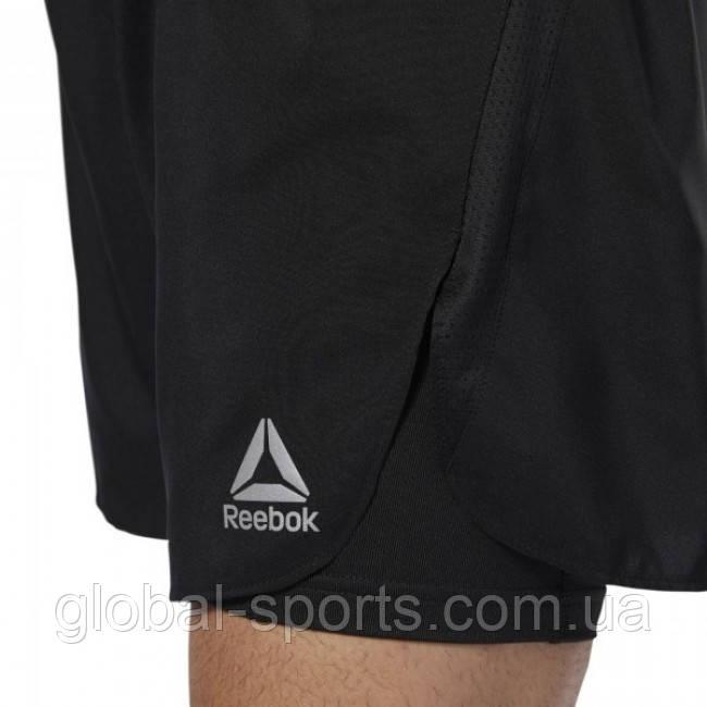 09dba49b26386 ... Мужские спортивные шорты Reebok Running 2 in 1 (Артикул: D92940), фото 5