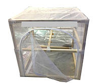 Сушилка для рыбы двухъярусная,сушилка деревянная сборно-разборная - ЭКО-2, фото 1