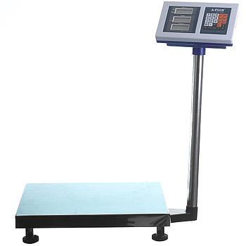 Весы торговые A-PLUS со стойкой до 150 кг (1655)
