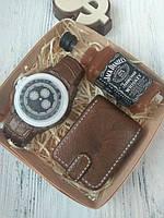 """Мыло ручной работы """"Виски, часы, портмоне"""""""