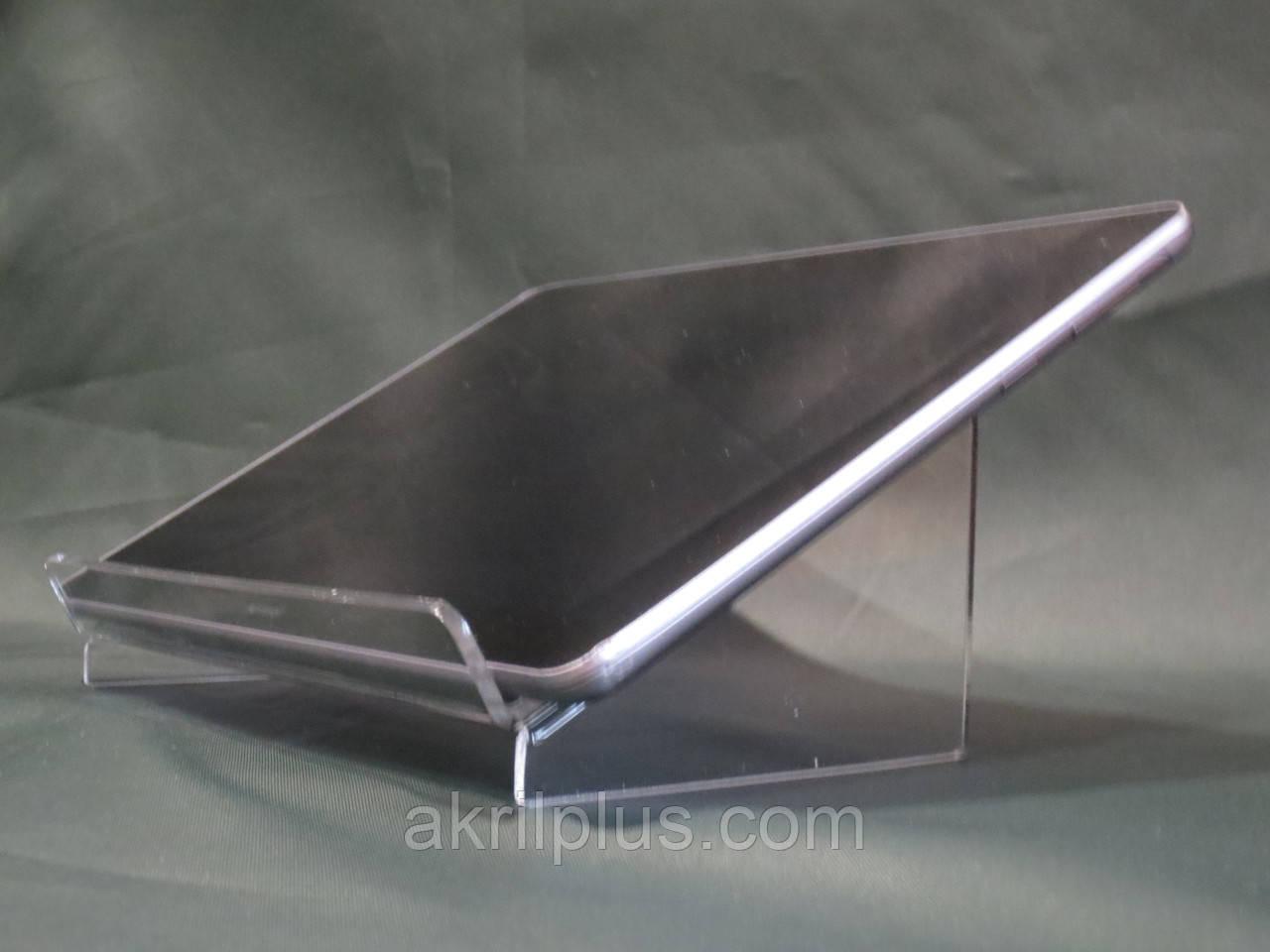 Подставка для планшета на витрину