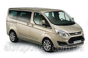 Фаркоп на Ford Transit/Tourneo Custom (2012-) (2016-) (цельнолитой буксировочный крюк)