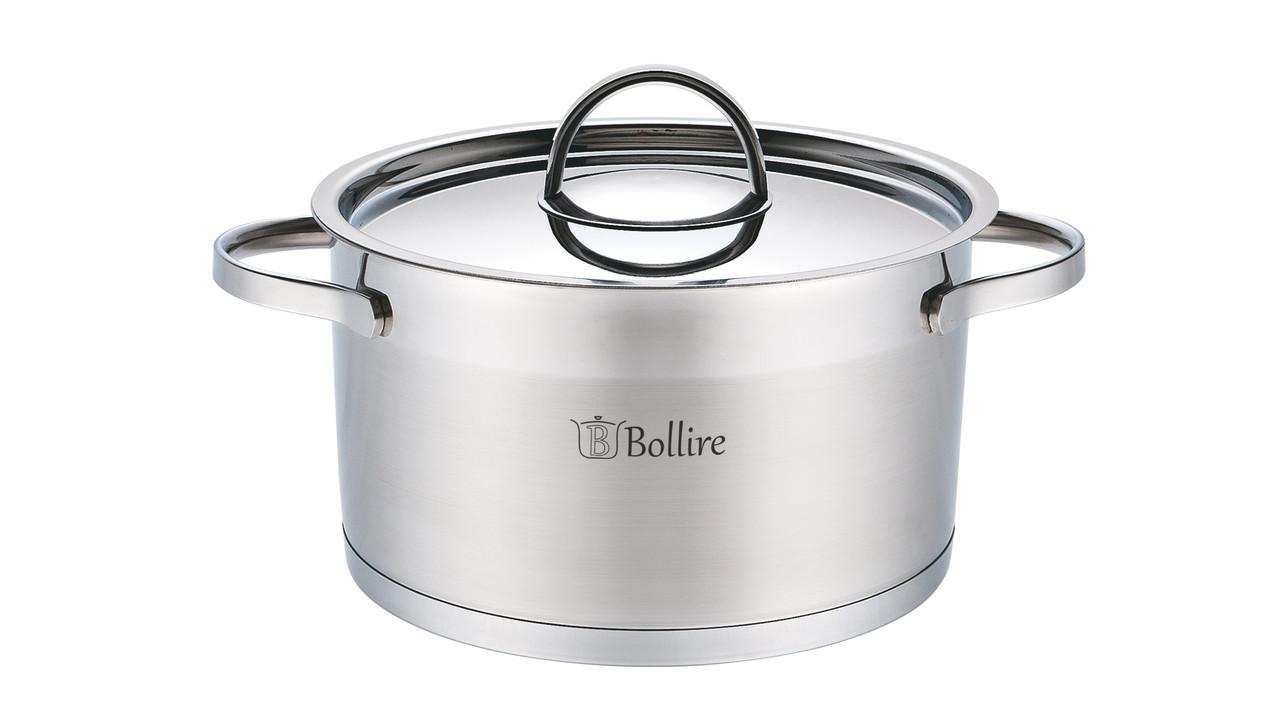 Кастрюля Bollire BR-2302 (18см, 2.3л)