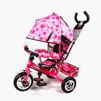Детские велосипеды с ручкой Profi .Trike Lexus Trike. Azimut Trike