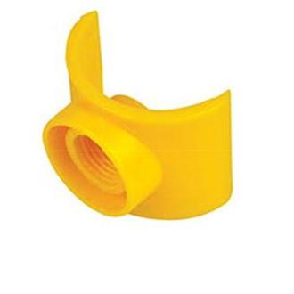 Накладка для ниппельной поилки на круглую трубу 25мм