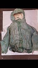 Куртка ОЗК на резинці зростання 2 зелена