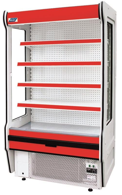 Стеллаж холодильный COLD Remo R-10 *655