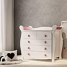 Кровать детская с бортиками Miss Secret от 3 лет, фото 10