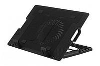 Подставка для ноутбука Ergostand с охлаждением Черный
