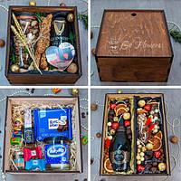 Подарочные коробки (боксы)
