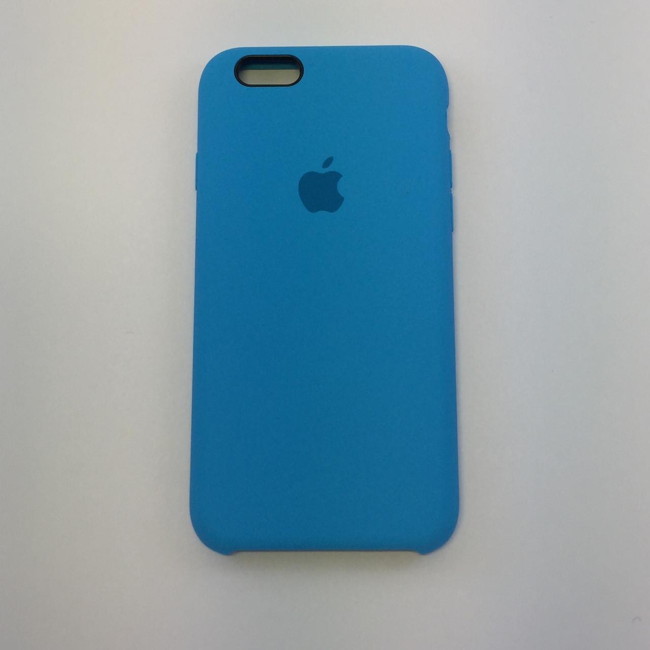 Силиконовый чехол для iPhone 6/6s Plus, - «монарх» - copy original