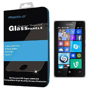 Захисне скло Microsoft Lumia 435 (Mocolo 0.33 mm), фото 2
