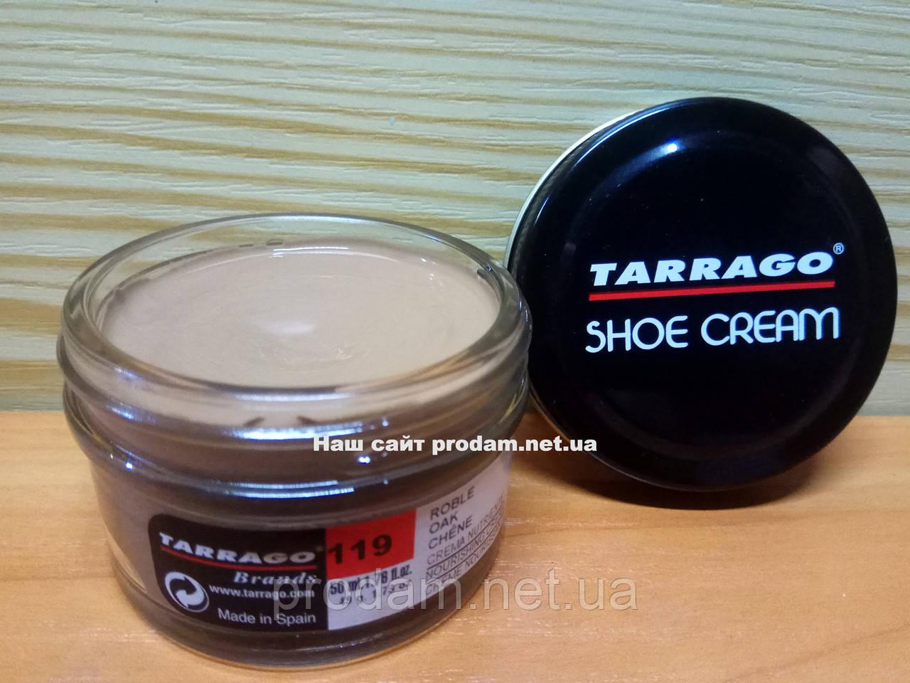 Крем для взуття Tarrago 50 мл колір дуб