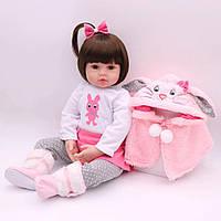 Кукла реборн 48 см девочка Диана