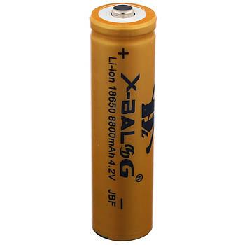 Аккумулятор X-BALOG 18650 mAh Gold