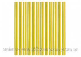 Клеевые стержни желтые YATO 7.2 х 100 мм 12 шт