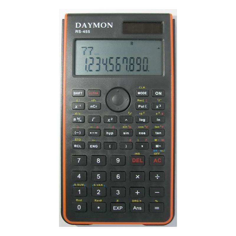 Калькулятор Daymon RS-455 научный, 240 функций