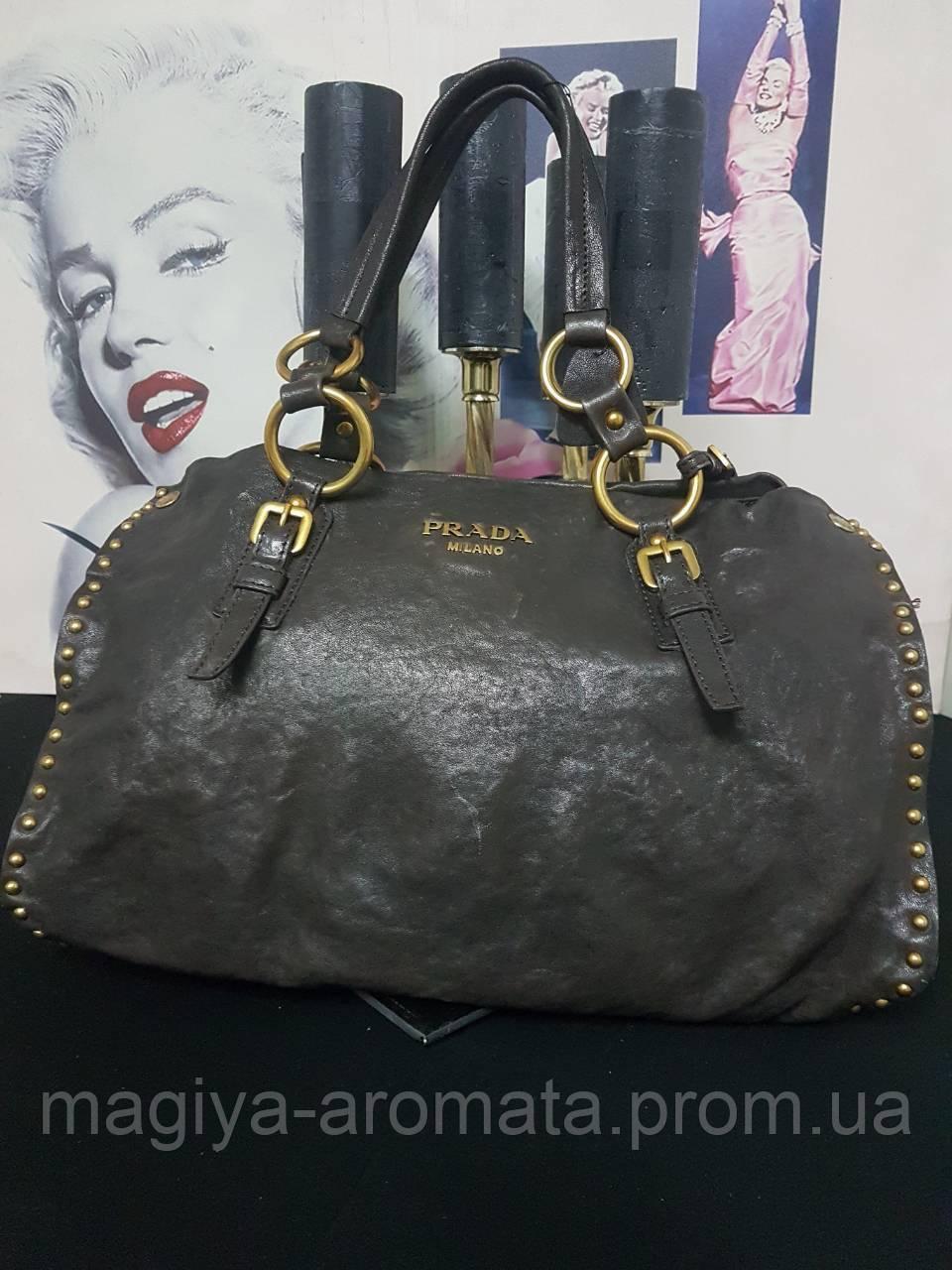 19a63ff3e82b сумки Прада Сумка PRADA сумка большая шикарная оригинал.кожа дорожная сумка,  цена 10 250 грн., купить в Киеве — Prom.ua (ID#889522856)