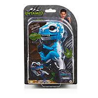 WowWee Fingerlings Dinosaur Интерактивный динозавр Ти-рекс оригинал синий