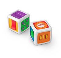 Fisher-Price Розвиваюча іграшка Кубик My First Fidget Cube FWP34, фото 1