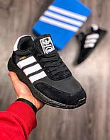 Кроссовки мужские Adidas Iniki Full Black