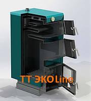 Твердотопливный котел ProTech ТТ ЭкоLine — 21c кВт. (Украина)