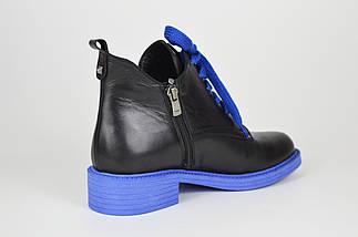 Ботинки демисезонные кожаные Tucino 315660, фото 2