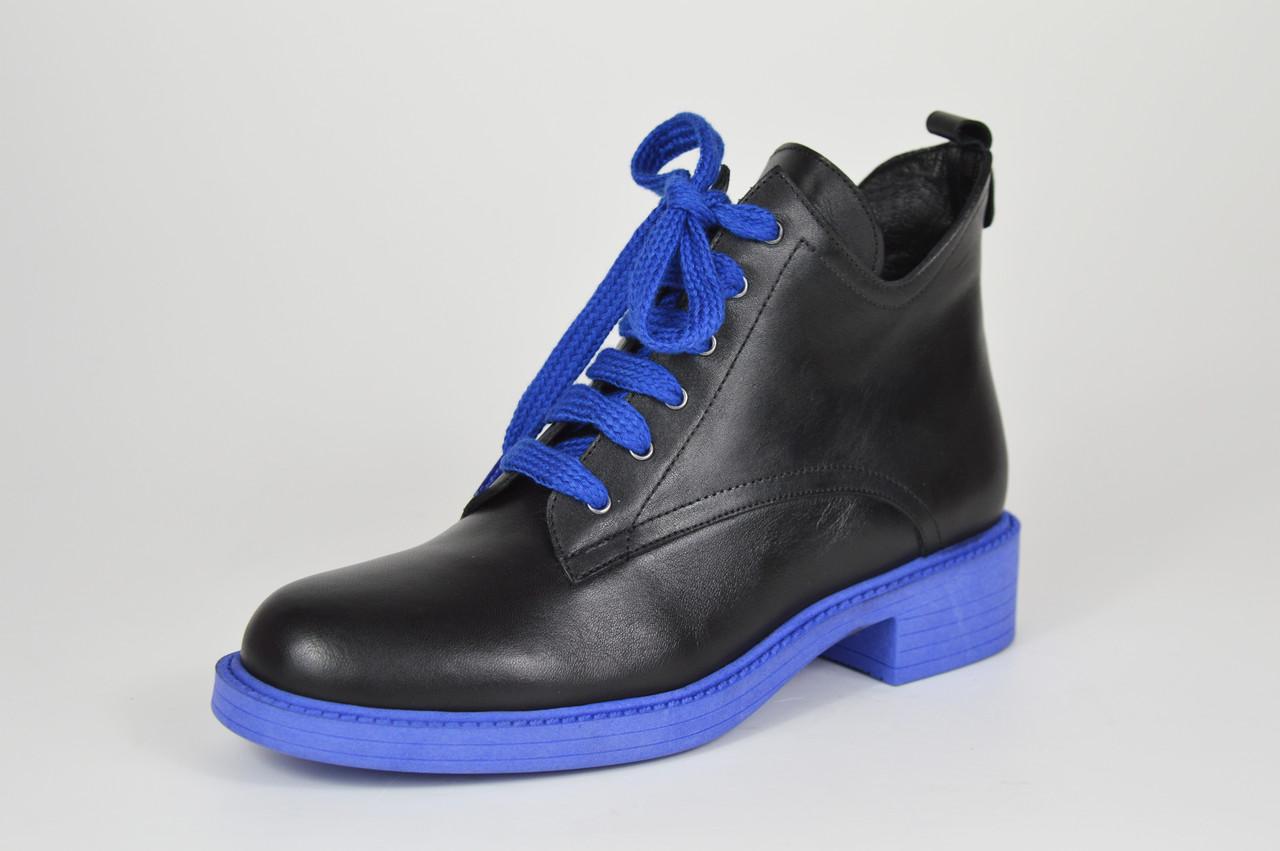 Ботинки демисезонные кожаные Tucino 315660