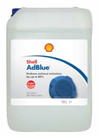 Нейтрализатор выхлопных газов Shell AdBLUE 4,7л (шт.)